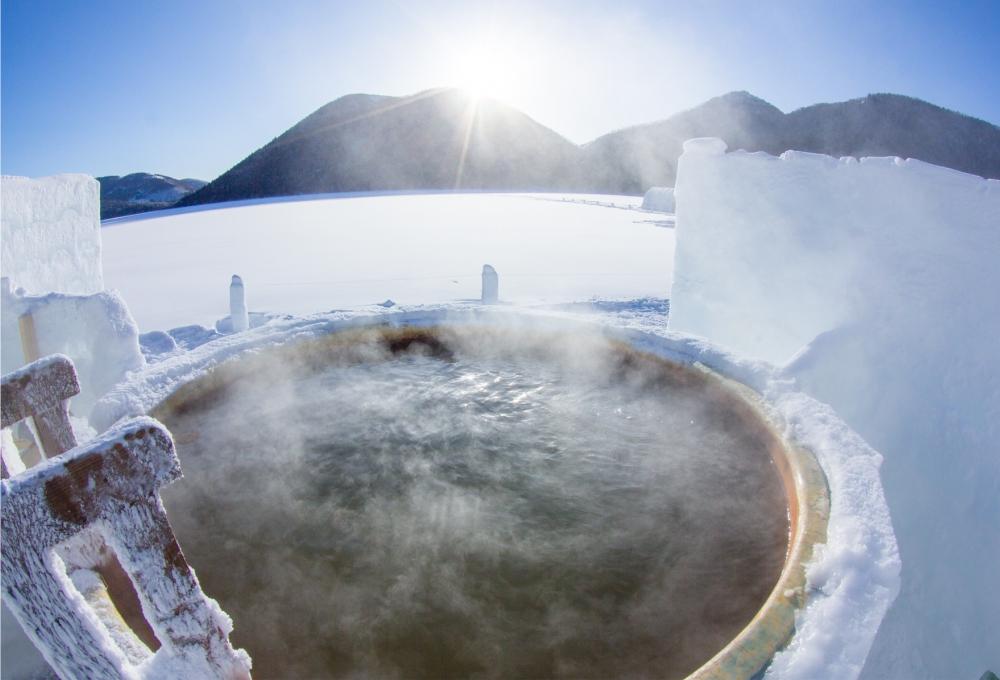 コタン氷上温泉